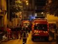 В пригороде Парижа произошел пожар в доме: более 20 пострадавших