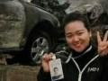 В Китае журналистку уволили за селфи на месте ДТП