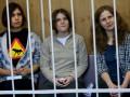 Российские юристы подготовили два новых иска к Pussy Riot