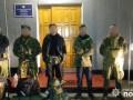 В Чернобыле поймали пятерых сталкеров