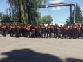 В Нафтогазе заявили о штурме неизвестными станции Укртранснафты