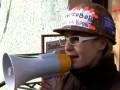 За акцию бойкота бизнеса регионалов активистку могут посадить на 4 года - депутат