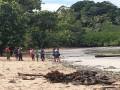 У берегов Фиджи упал в море медицинский вертолет