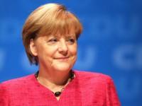 Меркель наградили Орденом францисканцев