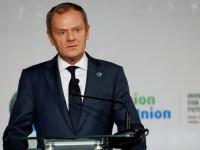 Туск: Евросоюз впервые одобрил продление санкций против РФ без споров