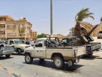 В Ливии правительственные силы начали наступление на город Сирт