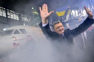 Год президента: У Порошенко показали уникальные кадры за 2016 год