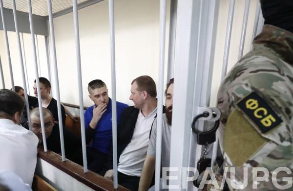 Украинских моряков забирают из СИЗО, по данным одного из адвокатов