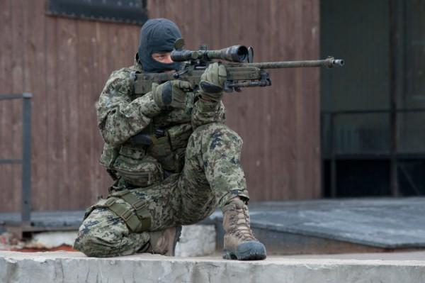 В Харькове задержан российский снайпер