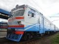 Харьковская электричка опоздала из-за пассажиров без масок