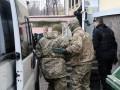 Стали известными даты судов над военнопленными моряками в РФ