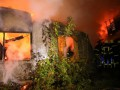 В санатории Одессы произошел крупный пожар