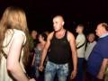 В Торецке пьяные местные жители блокировали движение техники ВСУ