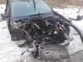 На Львовщине иномарка протаранила автобус: Четверо пострадали