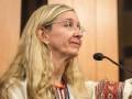 Уляна Супрун попросила у Илона Маска аппараты ИВЛ для Украины