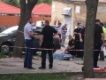 Убийство полицейского в Киеве: подробности