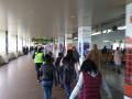 В Киеве на вокзале С14 разогнали очередной лагерь цыган