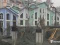 В Киеве обвалились перекрытия недостроя, приехала