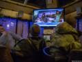 В Донецке боевики захватили банк и ресторан