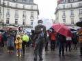 Во Франции католики выступили против коронавирусных ограничений