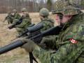 Канада направит в Украину 200 военных инструкторов