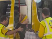 В Мадриде в вагоне метро взорвался ноутбук