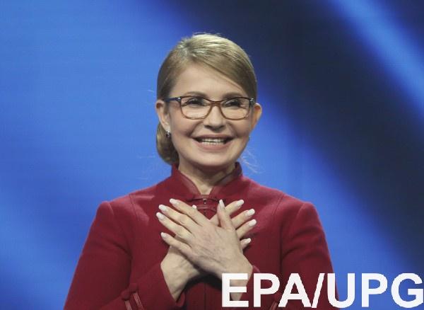Тимошенко требует смены Кабмина