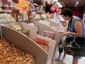 Розничная торговля в Украине снизилась почти на 7%