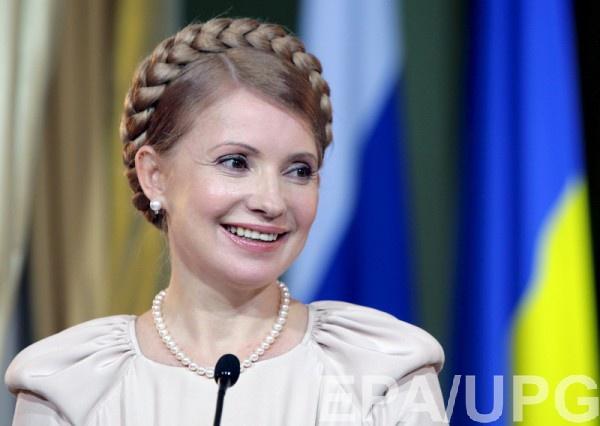 Тимошенко заявила, что Украина выиграла суд в Стокгольме благодаря ее помощи