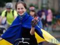 Велосипедисты всех мастей «оккупировали» центр Киева (фото)