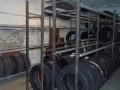В Киеве работник склада украл 200 шин