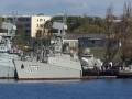 В Севастополе провели первую репетицию парада ко Дню флота Украины и Дню ВМФ РФ