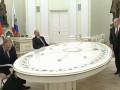Пашинян и Алиев в Кремле не подали друг другу руки