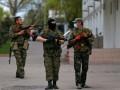Захватчики покинули горотдел в Луганской области