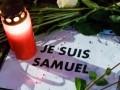 Французская школьница призналась во лжи об учителе, которого обезглавили