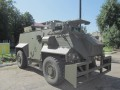 В Харькове военные правоохранители получили новый БТР Saхon