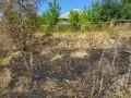 Под Харьковом пенсионерка погибла, сжигая сухую траву