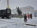 В Киеве начали работать передвижные агитационные пункты Национальной гвардии