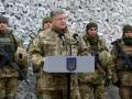Порошенко рассказал, сколько танков и ракет Россия скопила вокруг Украины