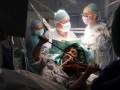 Британка играла на скрипке во время операции на мозге