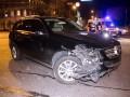На бульваре Шевченко киевлянка на Mercedes влетела в Daewoo