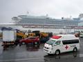Число заболевших на лайнере Diamond Princess превысило 500 человек
