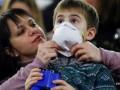 Грипп в Украине: детские больницы Одессы переполнены