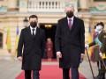 Президент Литвы заявил о поддержке евроинтеграции Украины