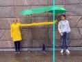 Нардеп Верещук снялась в видео с мега-длинной рукой