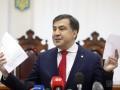 Американскую банковскую карту Саакашвили арестовали