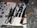 В Мариуполе нашли тайник с крымским оружием