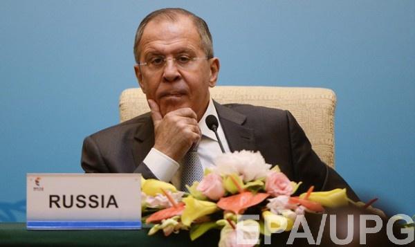 """Лавров: Все свои инициативы Москва """"согласовывает с позицией"""" Асада"""