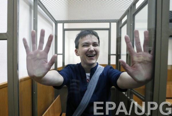 Фейгин говорит, что в Украине Савченко не придется отбывать строк