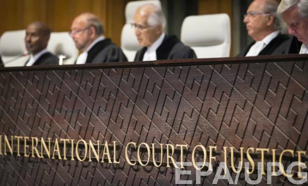 Суд ООН принял два принципиально важных промежуточных решения, которые касались введения временных мер против России: